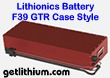 Lithionics Battery GTR Series 12 Volt 600 Amp hour lithium-ion high performance lightweight battery module for RV, sailboats, yachts, marine, solar energy storage and more