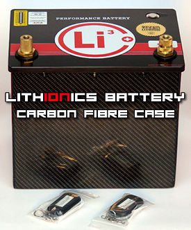Lithionics Lithium-ion Batteries are far superior to lead-acid batteries