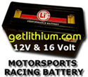 Click here for lithium ion batteries for Racing...