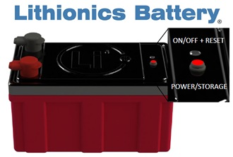 Lithionics Battery - high quality, safe, USA made lithium-ion battery systems