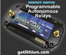 Perfect Switch Power-Gate solid state Voltage Sensitive Relays