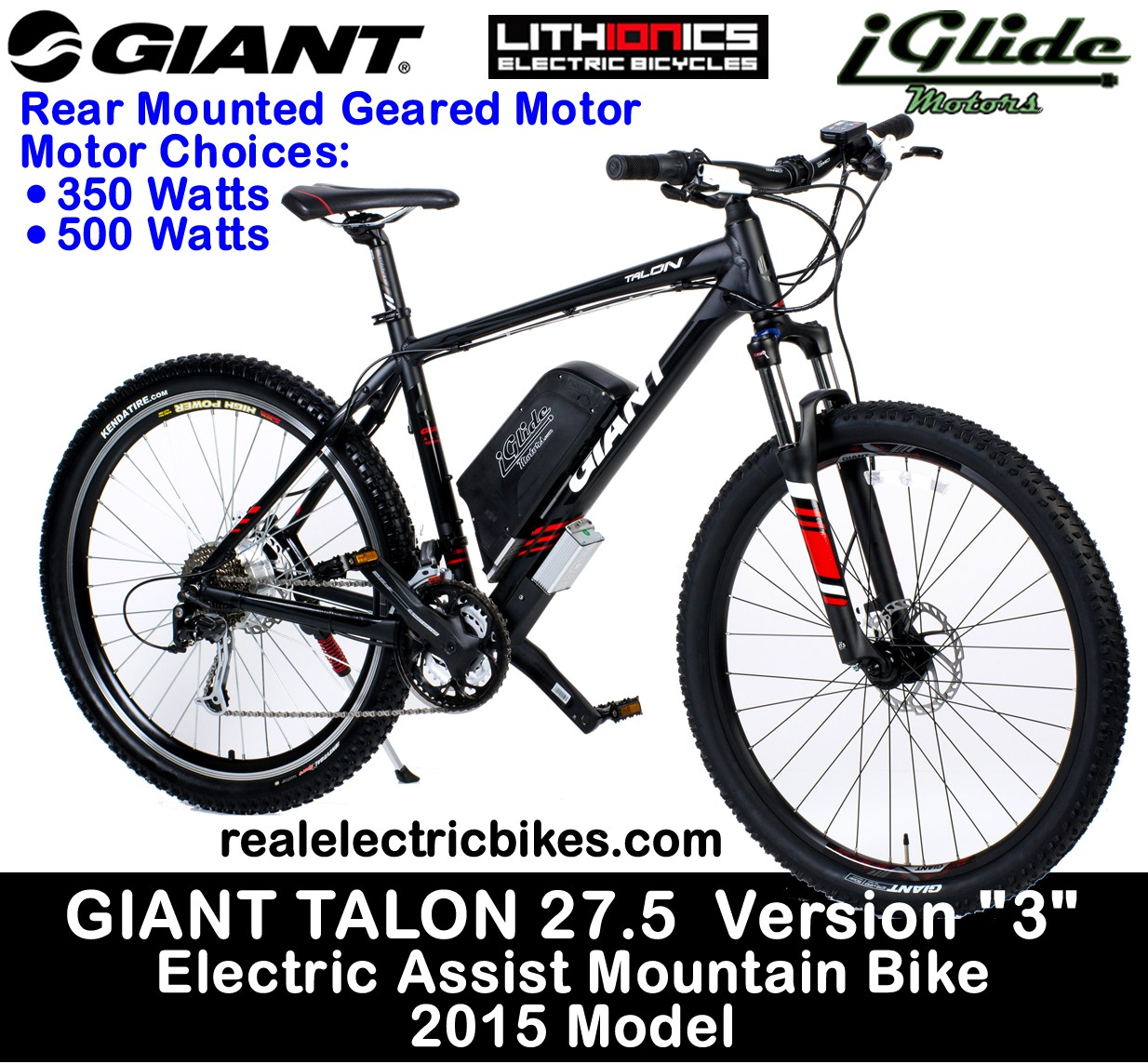 Giant Electric Bikes