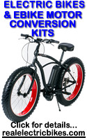 Click here to find out more about Electric Bicycles by Prodecotech, Giant Bicycles, Origin 8 Bikes, Sun Bicycles and more...