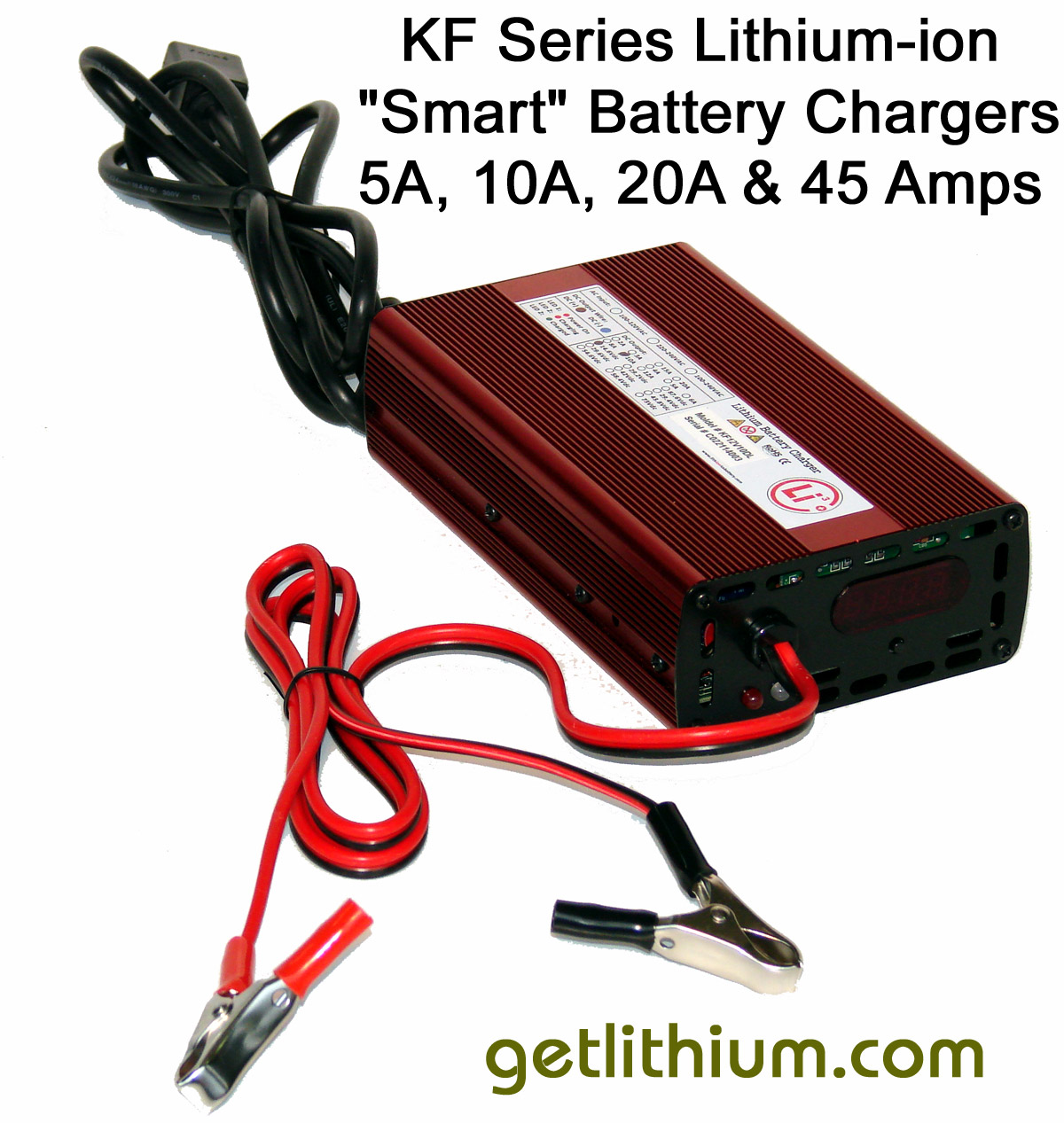 how to build a lithium ion battery bank