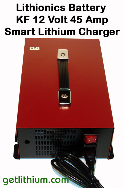 lithionics   elcon   tsm battery chargers