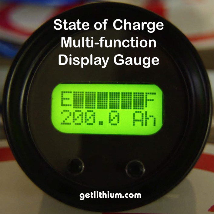 Battery State Of Charge Gauges And Battery State Of Charge