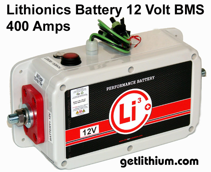 Lithionics NeverDie Battery Management Systems - Superior