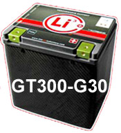 light weight, super safe, powerful, compact lithium ion battery