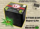 12 Volt Racing Battery: light weight, super safe, powerful, compact lithium ion battery