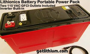 Click here for more information on our portable power packs...