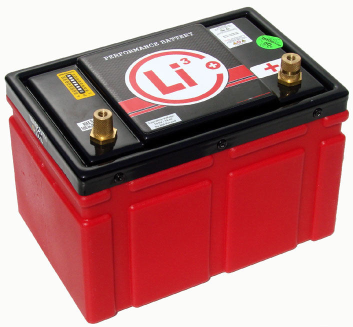 Lithium Car Battery >> 12 Volt 12v 20a Group 34 Lithium Ion Battery For Cars And Trucks