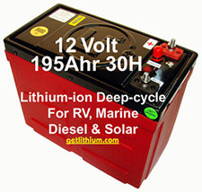Click here for details on this Lithionics Battery 12 volt lithium-ion high performance battery