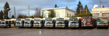 Transit Bus Fleets will benefit from lithium ion batteries