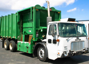 Recycling trucks will benefit from lithium ion batteries