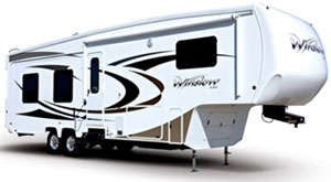 We build lithium ion batteries for Custom Recreational Vehicles