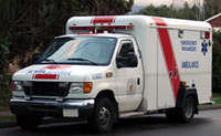 Click here for details on our lithium ion batteries for Ambulances