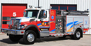 All Fire Departments including Municipal and Volunteer Fire Departments can benefit from our lithium ion batteries