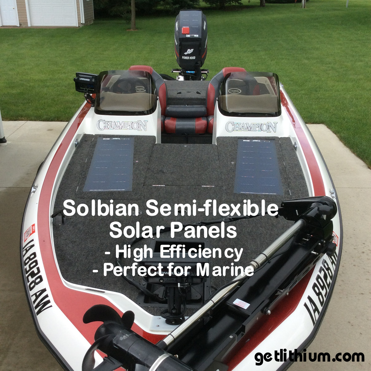 Solar Panel Page High Efficiency Solar Panels By Go Power