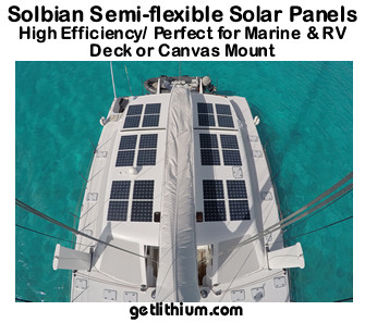 Click here for Solbian semi-flexible solar panels