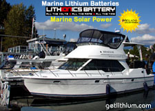 We also offer a great selection of solar panels suitable for yachts and sailboats of all sizes - including durable flexible solar panels that can be walked on.