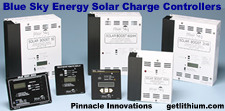 Solar Charge Controllers by Blue Sky Energy