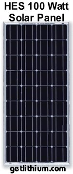 Solar Panel Page: High efficiency Solar Panels by Go Power