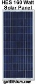 High Efficiency 160 watt to 310 Watt Solar Energy Panels by HESPV Solar and others