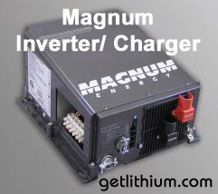 Magnum Energy Inverter-converter for Solar and Off-grid energy systems