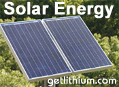 Solar power panels for off-grid, micro-grid and solar energy projects.
