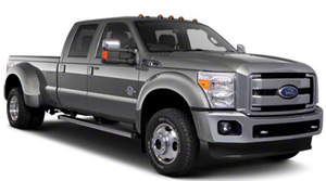 Our batteries are a great replacement upgrade to full-size diesel pickup trucks