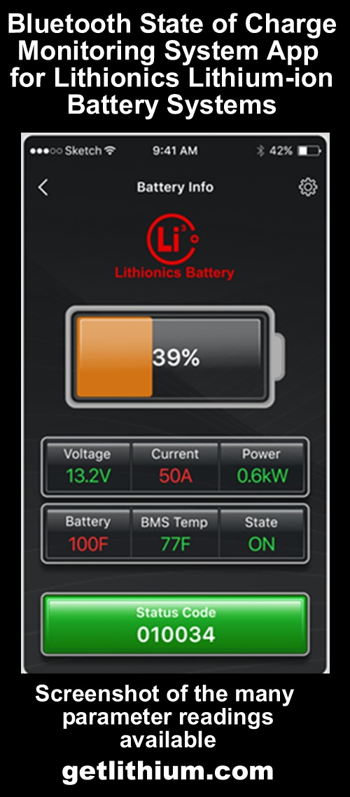 Battery State of Charge Gauges and Battery State of Charge (SoC