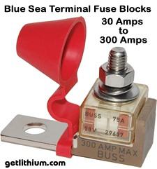 Blue Sea Terminal Fuse Block