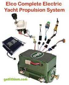 Click for electric inboard and electric outboard motors for small boats, fishing, yachts and sailboats...