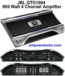Car and Marine Audio Power Amps by JBL, Arc Audio, Infinity, Blaupunkt and other great brands