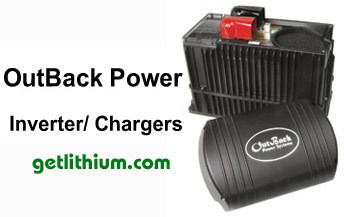 OutBack Power VFX 2812 Inverter-charger for Solar and Off-grid energy systems