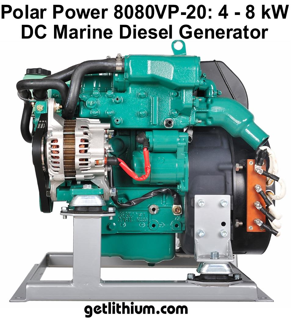 Diesel Generators for Hybrid Electric Off Grid Energy, Solar
