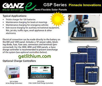 Click here to visit our RV/ MArine and Golf Cart solar power solutions main page..
