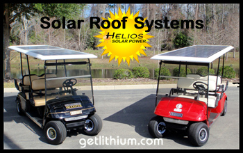 Click here for Lithium-ion Battery Systems for Electric Golf Carts and  Electric Low Speed Vehicles (LSV)