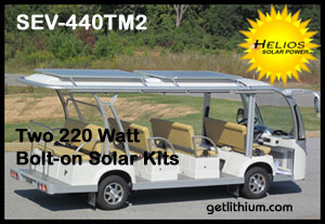 Click here for Solar Power Systems for RV, Yachts, Sailboats and Electric Golf Carts and Electric Low Speed Vehicles (LSV)