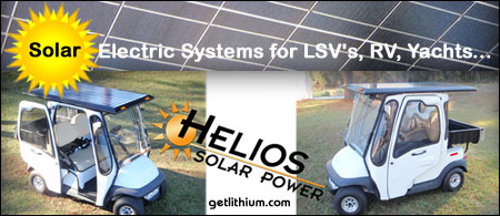 Click here to visit the Solar EV Helios Solar Power page with universal rigid and felxible bolt on solar panel kits complete with solar panels, MPPT solar charge controllers, wiring and mounting hardware..