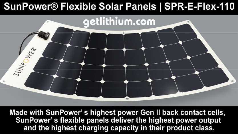 Solar Panel Page: High efficiency Solar Panels by Go Power Solar, LG