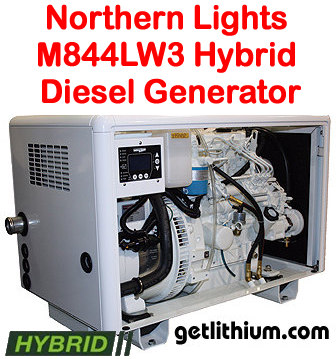 Northern Lights M844LW3 diesel hybrid generator diesel generators for hybrid electric off grid energy, solar power northern lights generator wiring diagram at readyjetset.co